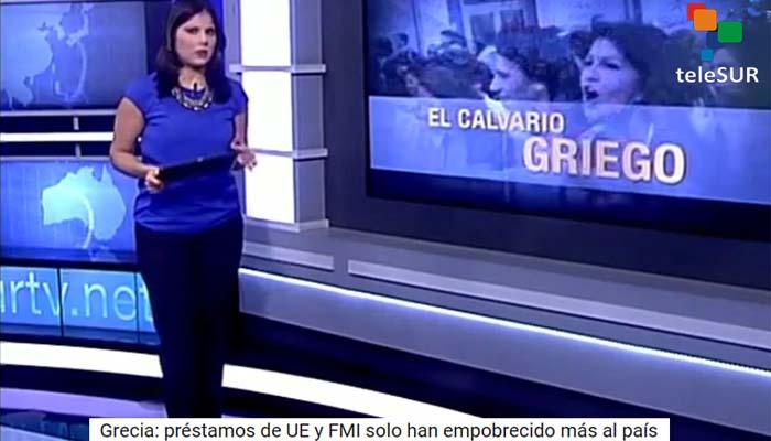 Η φτώχεια της Ελλάδας γίνεται... θέμα σε κρατικά ΜΜΕ της Βενεζουέλας!
