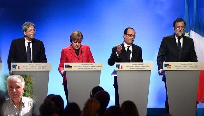 Αλέξανδρος Βλαχογιάννης: Ευρώπη-Ευρωζώνη πολλών ταχυτήτων