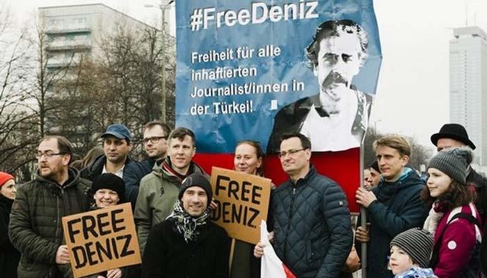 Ντενίζ Γιουτζέλ: Η φυλακή είναι καλύτερη από το αστυνομικό κελί