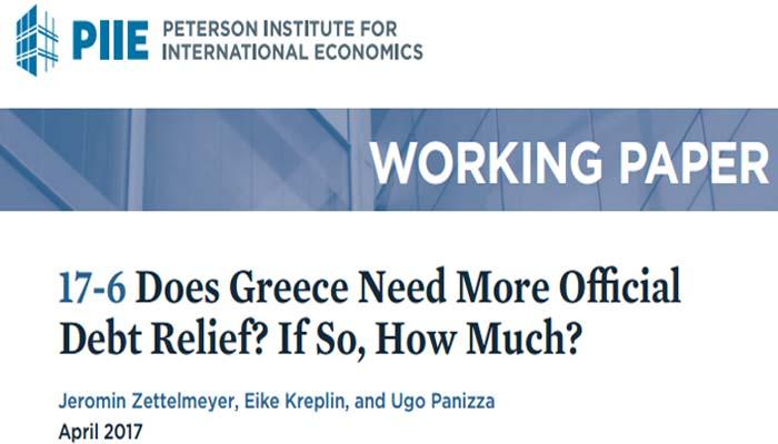 Financial Times: Η Ελλάδα δεν μπορεί να επιτύχει πλεονάσματα μεγαλύτερα του 3,5% για πάνω από 3-4 χρόνια