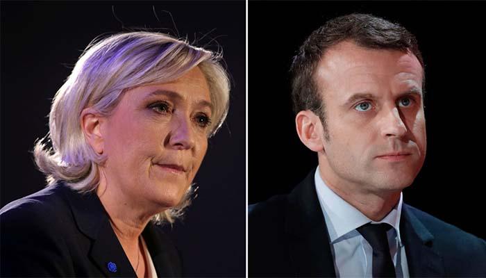 Γαλλικές εκλογές: Ανατροπή, πέρασε μπροστά η Λεπέν. Διαψεύστηκαν τα exit polls
