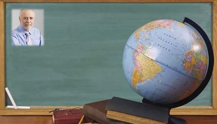 Μάκης Γιομπαζολιάς: Περί παιδείας