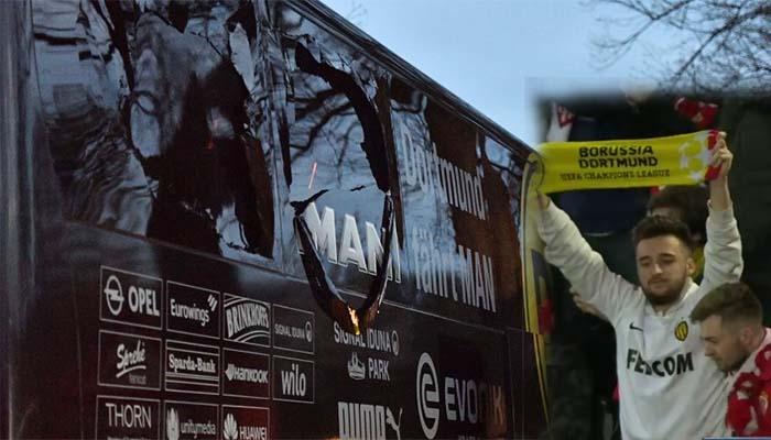 Έκρηξη στο λεωφορείο της Ντόρτμουντ αναβάλλεται για αύριο ο αγώνας