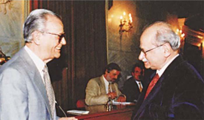 Εκδήλωση μνήμης για τον εκδότη-βιβλιοπώλη Δημήτρη Ν. Παπαδήμα