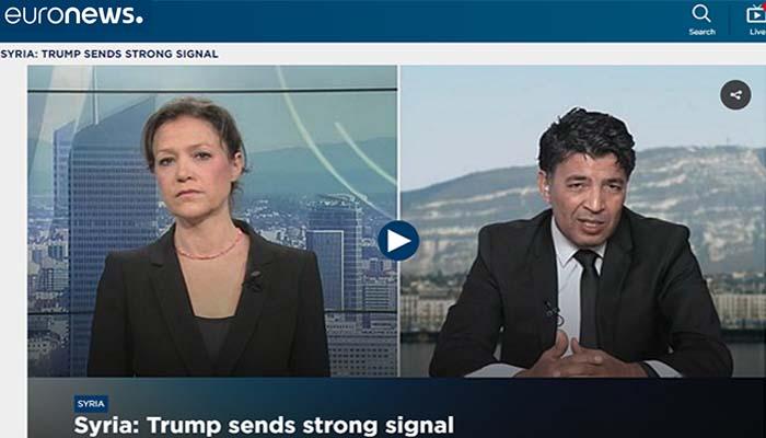 Euronews: Το πλήγμα των ΗΠΑ στη Συρία αλλάζει τις ισορροπίες στην περιοχή