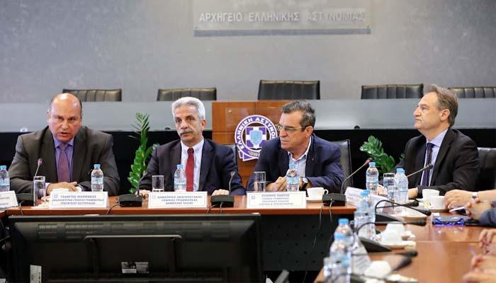 Μνημόνιο συνεργασίας υπεγράφη μεταξύ του Υπουργείου Προστασίας του Πολίτη και του Υπουργείου Παιδείας Έρευνας και Θρησκευμάτων