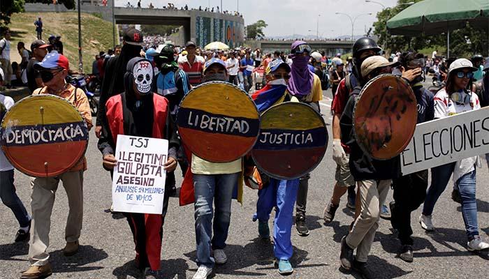 Βενεζουέλα: Αυξάνεται ο αριθμός των νεκρών από τις βίαιες διαδηλώσεις