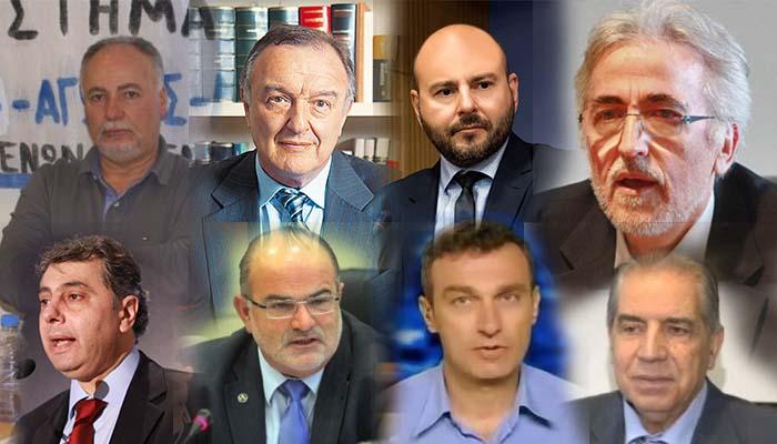 Εκπρόσωποι φορέων εργαζομένων στους βουλευτές του ΣΥΡΙΖΑ: Κάποτε λέγατε «φύγετε τσογλάνια» και τώρα εσείς ξεπουλάτε τα πάντα