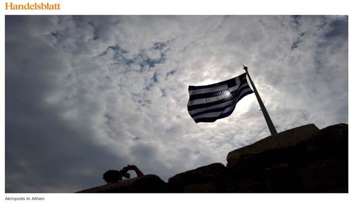 Handelsblat: Η Αθήνα εξετάζει επιστροφή στις αγορές