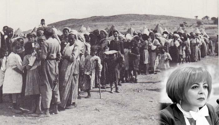 Θούλη-Χρυσάνθη Σιδηροπούλου: Αν λησμονήσω… η Ρωμανία δεν θα ανθίσει