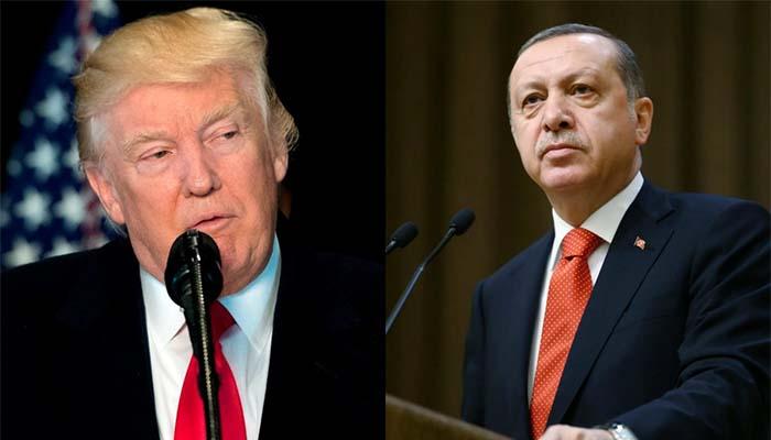 Αμηχανία στην Άγκυρα από τις κινήσεις Τραμπ που εξοπλίζει του Κούρδους της Συρίας