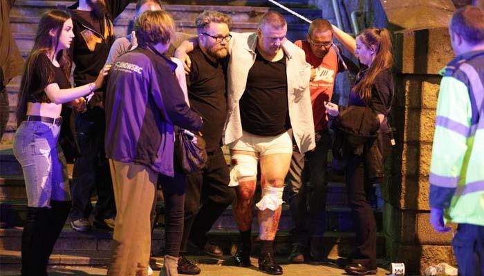 Τρομοκρατική επίθεση στο Μάντσεστερ με 22νεκρούς και 59 τραυματίες