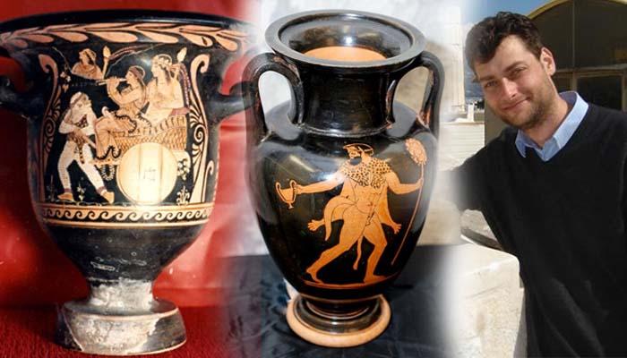 Ο Έλληνας «κυνηγός» αρχαιοκάπηλων αποκαλύπτει στο National Geographic ότι πολλά Μουσεία εκθέτουν κλεμμένα αντικείμενα