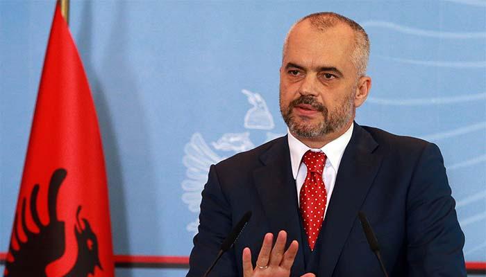 Μεγάλος νικητής στις εκλογές στην Αλβανία το Σοσιαλιστικό κόμμα του Έντι Ράμα