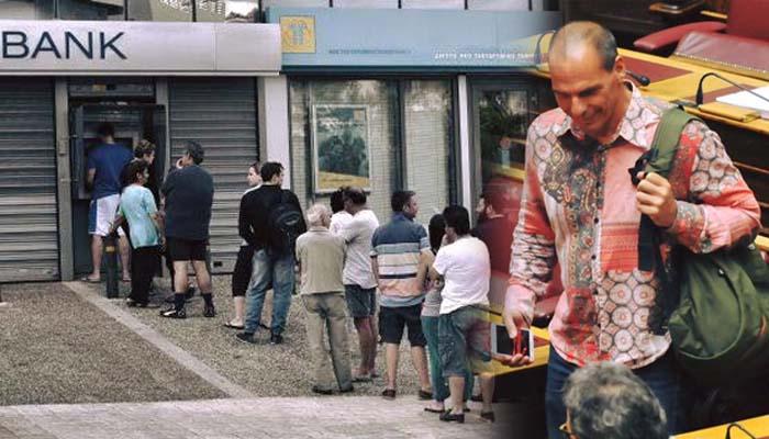 Απόστολος Πόντας*: Κάθε 27 Ιουνίου ο ΣΥΡΙΖΑ να διοργανώνει παρέλαση στο Σύνταγμα με ΑΤΜs