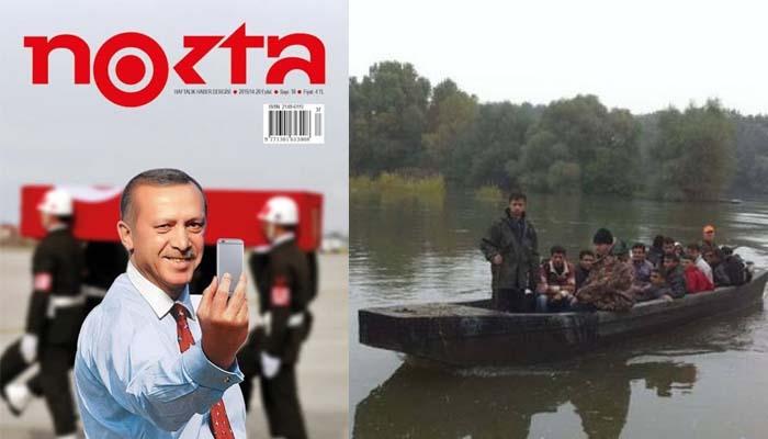 Σοβαρές καταγγελίες ότι η Ελλάδα επαναπροωθεί στον Ερντογάν Τούρκους αντιφρονούντες