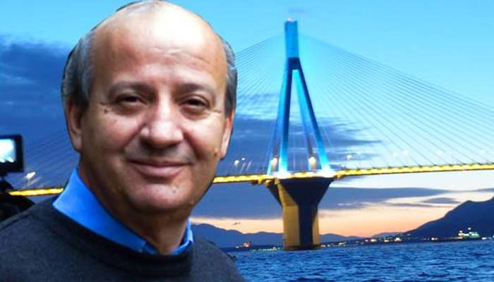 Θανάσης Κατερινόπουλος: Η ζωή όλη ..μια σφαίρα