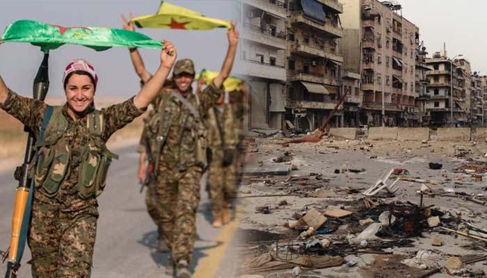 Οι Κούρδοι ετοιμάζονται για ανακατάληψη της Ράκα-Ο συριακός στρατός προελαύνει στο Χαλέπι