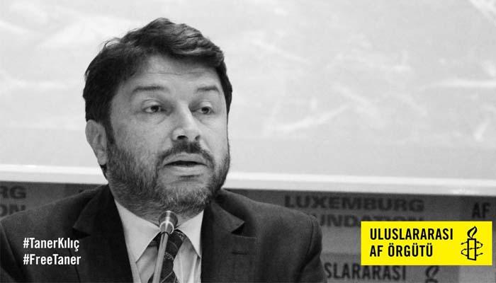 Τουρκία: Προφυλακιστέος ως «Γκιουλενιστής» κρίθηκε ο πρόεδρος του τουρκικού τμήματος της Διεθνούς Αμνηστίας