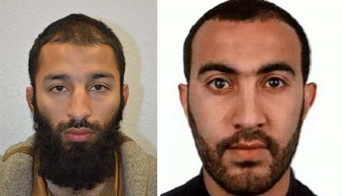 Ταυτοποιήθηκαν δύο δράστες της επίθεσης στο Λονδίνο