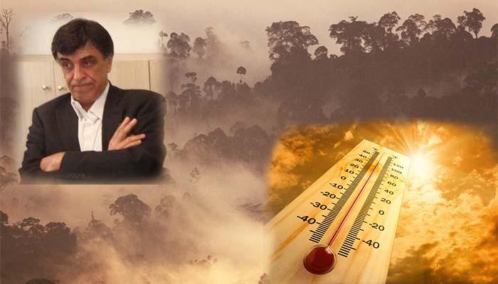Σπύρος Παπασπύρος: Κλιματική αλλαγή, οικονομία, μέλλον !