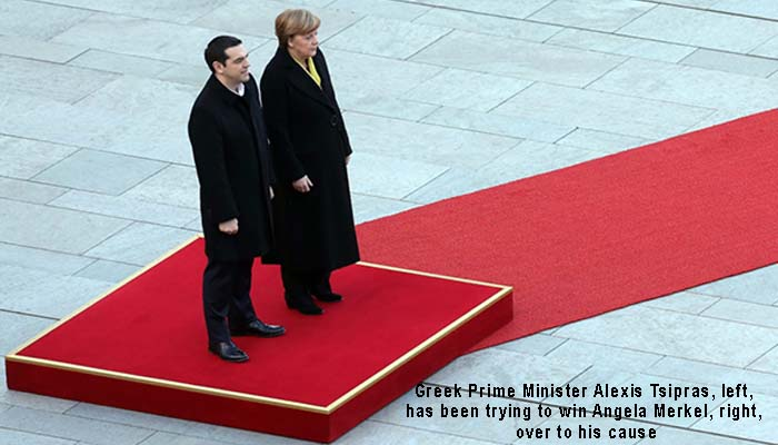 Politico: Καημένε Αλέξη Τσίπρα...