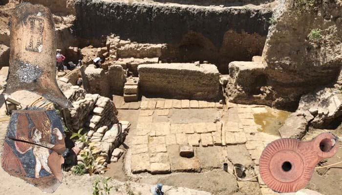 Σπουδαία ανακάλυψη από Ελληνίδα αρχαιολόγο στην Αίγυπτο