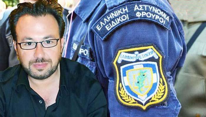 Πρόεδρος του Σωματείου Ειδικών Φρουρών ΕΛ.ΑΣ: Η διαθεσιμότητά μου δεν πρόκειται να περιορίσει το συνδικαλιστικό μου λόγο