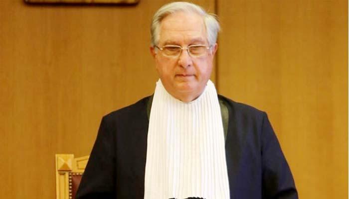 «Καταπέλτης» ο πρόεδρος του ΣτΕ: Κλονίζεται η εμπιστοσύνη των πολιτών προς τη δικαιοσύνη από τις λοιδωρίες και τις προσβολές