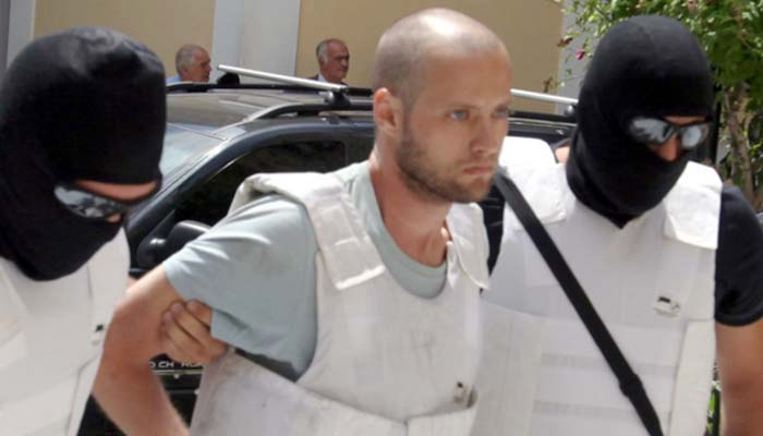 Αθώος ο Τάσος Θεοφίλου για τη ληστεία της Alpha Bankστην Πάρο και θα αφεθεί ελεύθερος