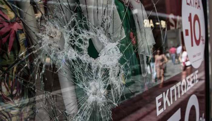 Μήνυση για τις καταστροφές στην Ερμού καταθέτουν ο Δήμος και ο Εμπορικός Σύλλογος Αθηνών
