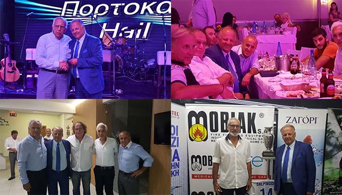 Αντώνης Α. Αντωνόπουλος: Λαμπρή η γιορτή του «Γαλανόλευκου Φάρου» στα Χανιά