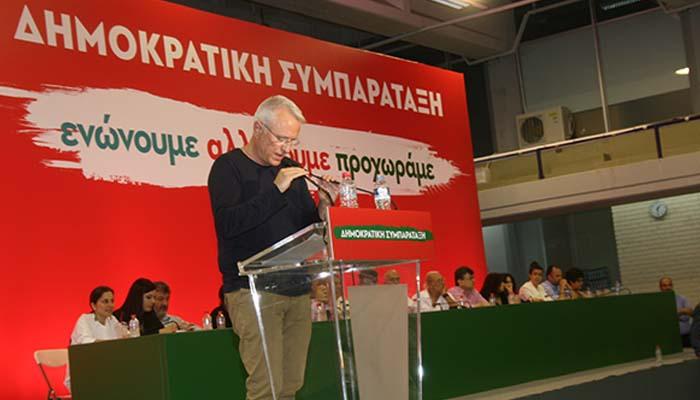 Θα είναι υποψήφιος και ο Γιάννης Ραγκούσης για την ηγεσία ΔΗ.ΣΥ;