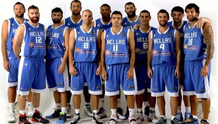 Η 12άδα της Εθνικής για το Ευρωμπάσκετ