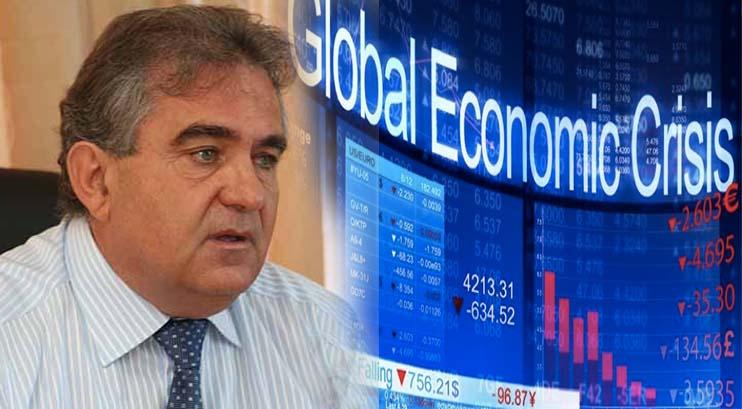 Τάσος Αποστολόπουλος: Αβεβαιότητα και μαύρα σύννεφα πάνω από την παγκόσμια οικονομία