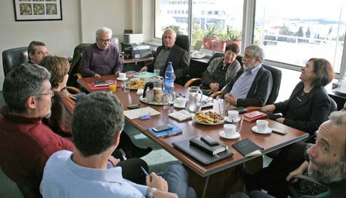 Η επταμελής Επιτροπή που εισηγήθηκε τις αλλαγές στο Λύκειο