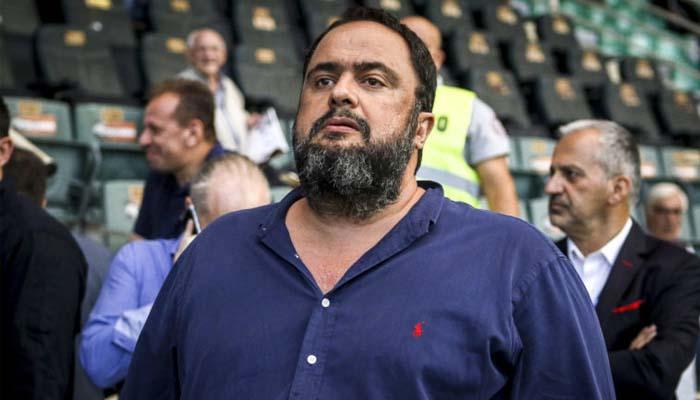 Βαγγέλης Μαρινάκης: «Πείτε στον κ. Τσίπρα ότι ο Ολυμπιακός θα πάρει και το 8ο συνεχόμενο πρωτάθλημα»