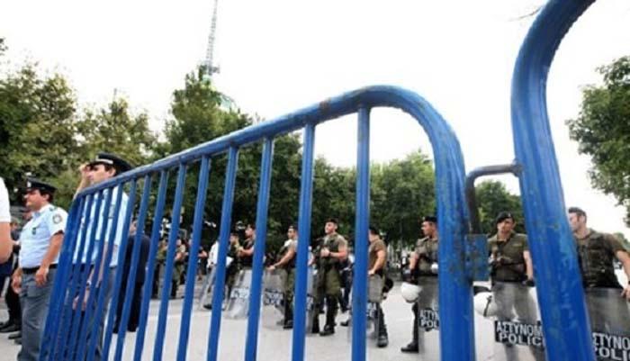 Φρούριο η Θεσσαλονίκη εν όψει ΔΕΘ με 3.500 αστυνομικούς επί ποδός