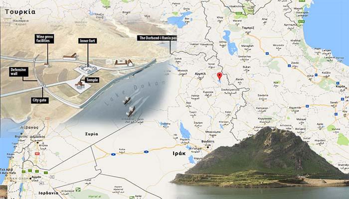 Βρέθηκε μετά από 2.000 χρόνια, στο Ιράκ, η «Χαμένη» πόλη του Μεγάλου Αλεξάνδρου