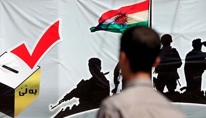 Κουρδικό: Το 93% των Κούρδων τάχθηκε υπέρ της ανεξαρτησίας
