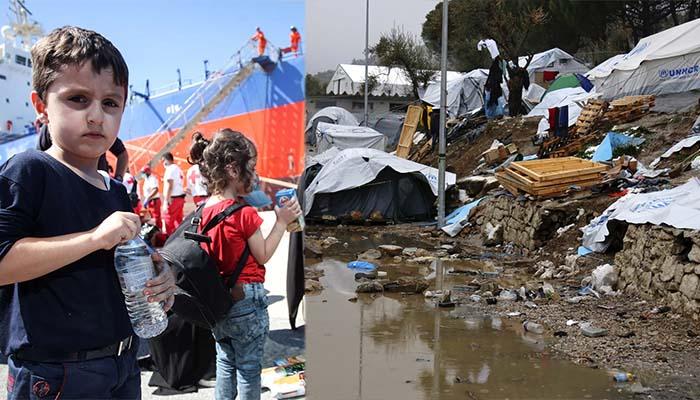The Guardian: Η ραγδαία αύξηση της μετανάστευσης στην Ελλάδα προκαλεί δυστυχία στα στρατόπεδα προσφύγων