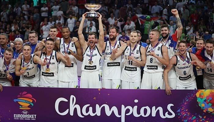 Eurobasket 2017: Η Σλοβενία στέφθηκε πρωταθλήτρια Ευρώπης