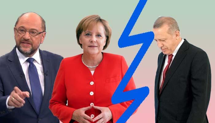 Μέρκελ - Σουλτς - Κομισιόν: Αδύνατη η ένταξη της Τουρκίας στην ΕΕ