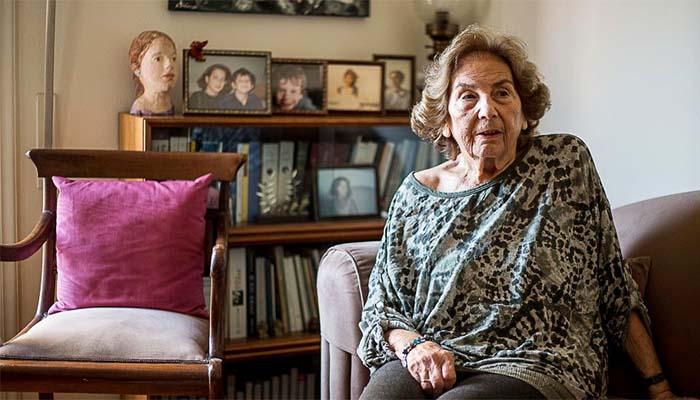 Άλκη Ζέη: Στην Ελλάδα σήμερα την ψάχνω την αριστερά. Δεν βρίσκω που είναι η αριστερά