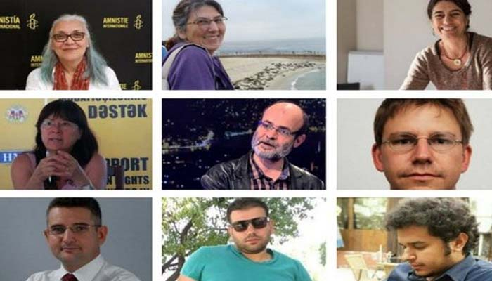 Tουρκία: «Τρομοκράτες» οι συλληφθέντες 11 ακτιβιστές μαζί με την επικεφαλής της Διεθνούς Αμνηστίας