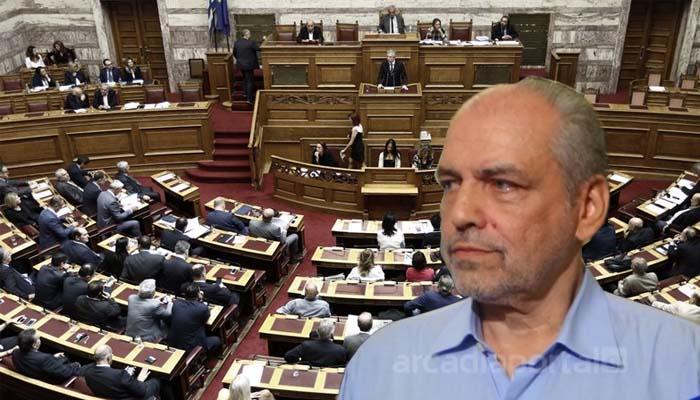 Τάσος Αποστολόπουλος: Σηκώνω τα χέρια ψηλά!!!!!!
