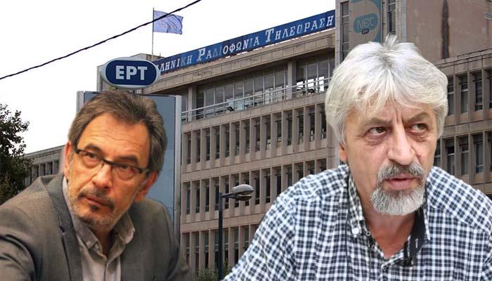 """Παραίτηση με αιχμές για """"Καλφαγιανισμό"""" του Διονύση Τσακνή από την ΕΡΤ"""