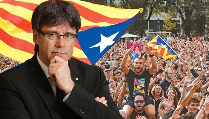 Νέος Τσίπρας ο Πουτζδεμόντ: Αναστέλλει τo «ΝΑΙ» στην ανεξαρτητοποίηση της Καταλονίας και ζητά διάλογο με Ραχόι