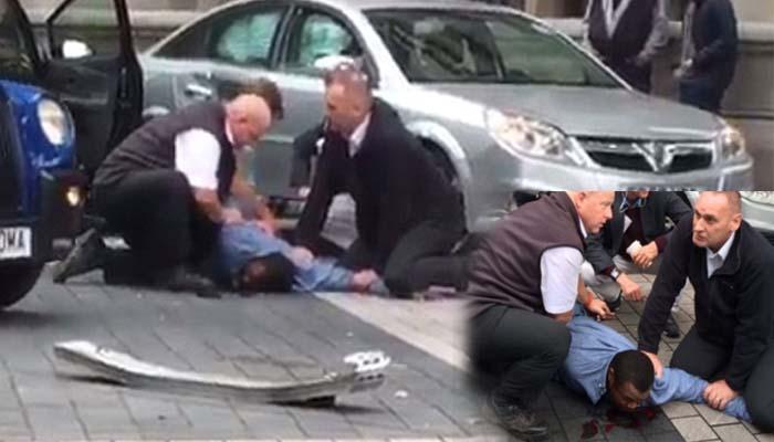 Αυτοκίνητο έπεσε πάνω σε πεζούς τραυματίζοντας αρκετούς, έξω από Μουσείο στο Λονδίνο