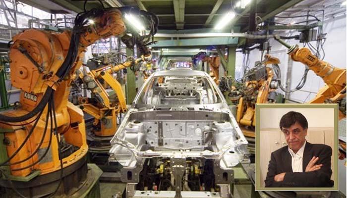 Σπύρος Παπασπύρος: Η άνοδος των ρομπότ στην παραγωγή και την αγορά εργασίας!